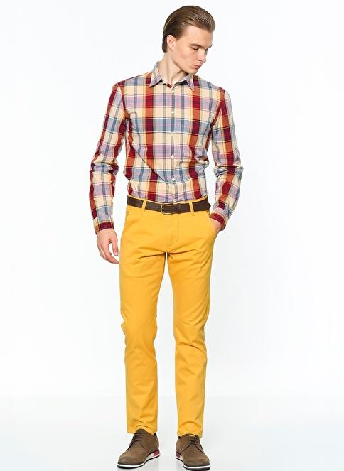 Dockers Pantolon | Slim Tapered Sarı